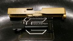 Steel slide kit  for UMAREX Glock 19X (PVD finish like real!)